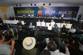 Agrishow 2016 - Coletiva pré-balanço