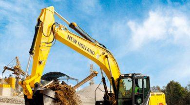 Escavadeira-hidráulica-E215C