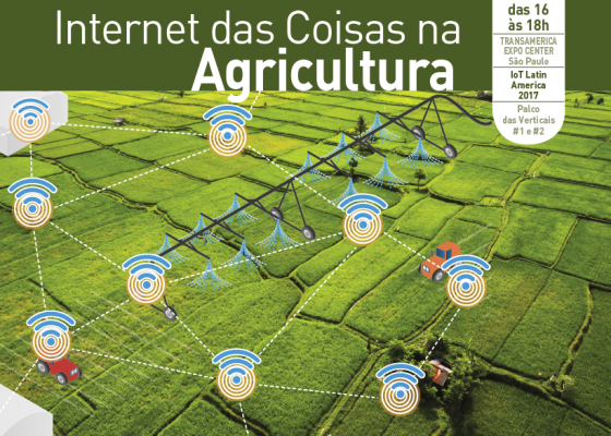 Iot na Agricultura