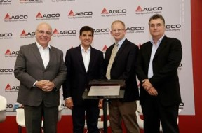 AGCO inaugura linha de produção de pulverizadores em Ribeirão Preto