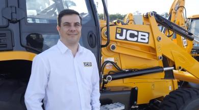 Ricardo Bittencourt vai gerenciar a Logística da JCB Brasil