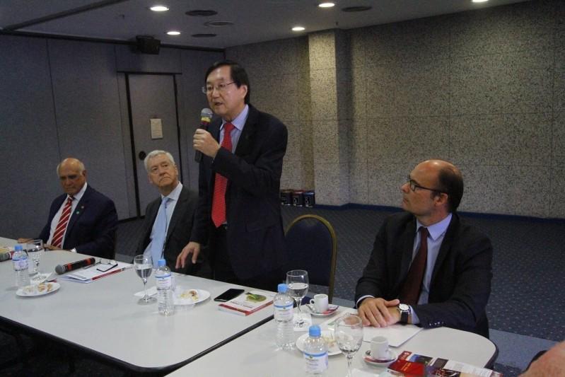 China pode trazer montadora de tratores ao País - Crédito Clayton Dornelles / JC