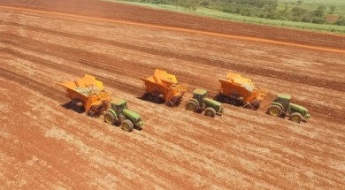 Plantadora de Cana Picada - PCP 6000 Automatizada DMB ganha novo acessório