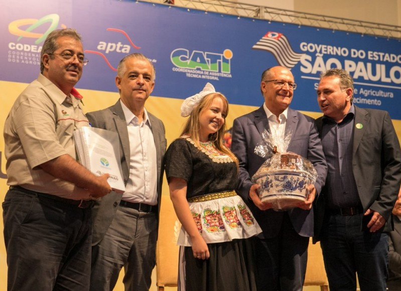 Evento foi realizado pela Secretaria de Abastecimento