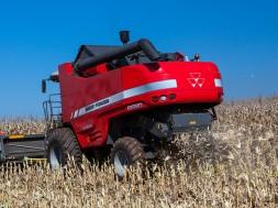 Massey Ferguson lança colheitadeiras do MDA