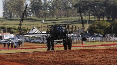 Arena de Demonstrações mostrará os principais lançamentos do setor Agro