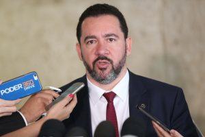 Brasília - O Ministro do Planejamento, Dyogo Oliveira,fala sobre a Reunião da Camex.(Antonio Cruz/Agência Brasil)