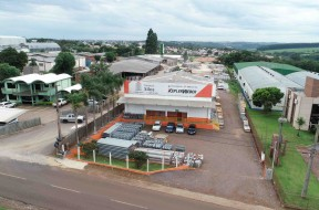 O CD atende a todo o estado do Paraná e conta com um estoque de R$10 milhões em peças originais a pronta entrega. | Foto: divulgação