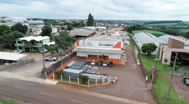 O CD atende a todo o estado do Paraná e conta com um estoque de R$10 milhões em peças originais a pronta entrega.   Foto: divulgação