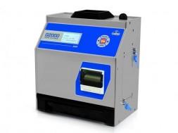O modelo Gehaka G2000, aprovado pelo Instituto Nacional de Metrologia, Qualidade e Tecnologia (Inmetro), é um instrumento medidor de umidade de grãos para uso em transações comerciais. É uma versão com melhorias e avanços tecnológicos do modelo anterior, o G1000, também aprovado pelo Inmetro | Foto: divulgação