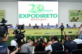 Organização divulga balanço da Expodireto Cotrijal 2019