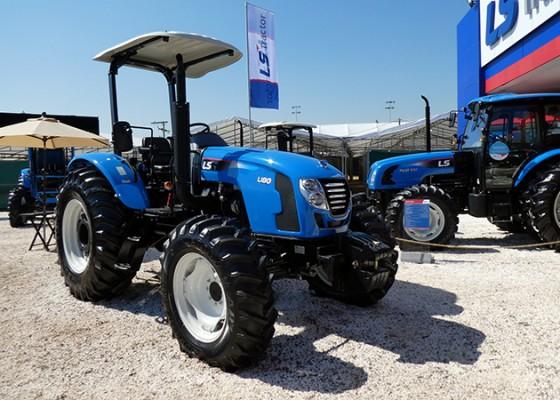 Trator U80 LS Tractor | Foto: Divulgacão